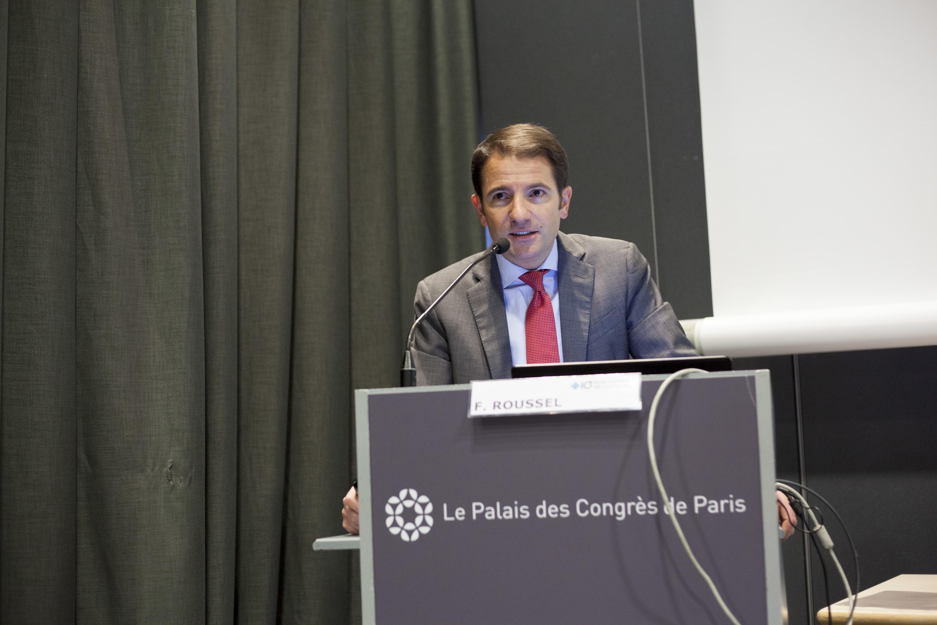 Les 10 èmes rencontres de l'officine au palais des congrès de Paris pour Expressins média. Mars 2017